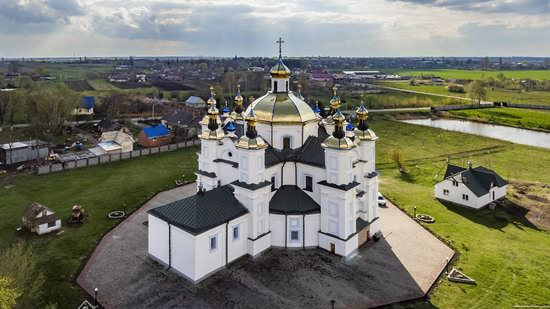 Intercession Church in Piddubtsi, Volyn region, Ukraine, photo 10
