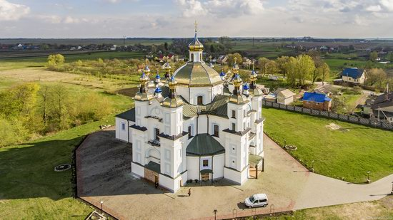 Intercession Church in Piddubtsi, Volyn region, Ukraine, photo 11