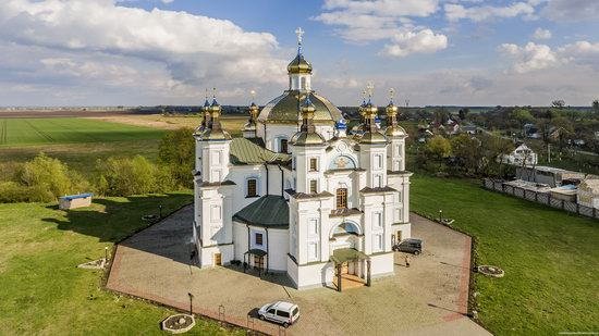 Intercession Church in Piddubtsi, Volyn region, Ukraine, photo 12