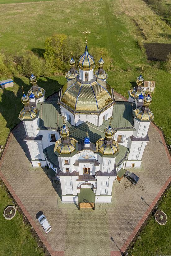 Intercession Church in Piddubtsi, Volyn region, Ukraine, photo 13