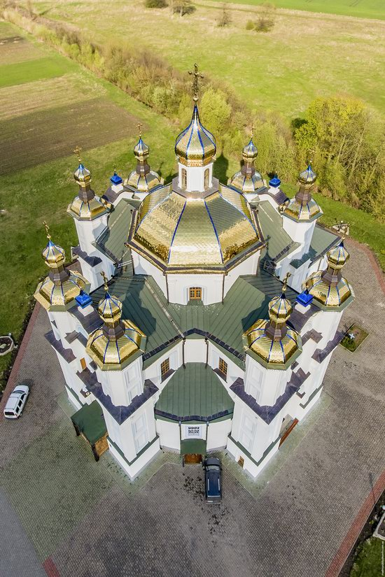 Intercession Church in Piddubtsi, Volyn region, Ukraine, photo 14