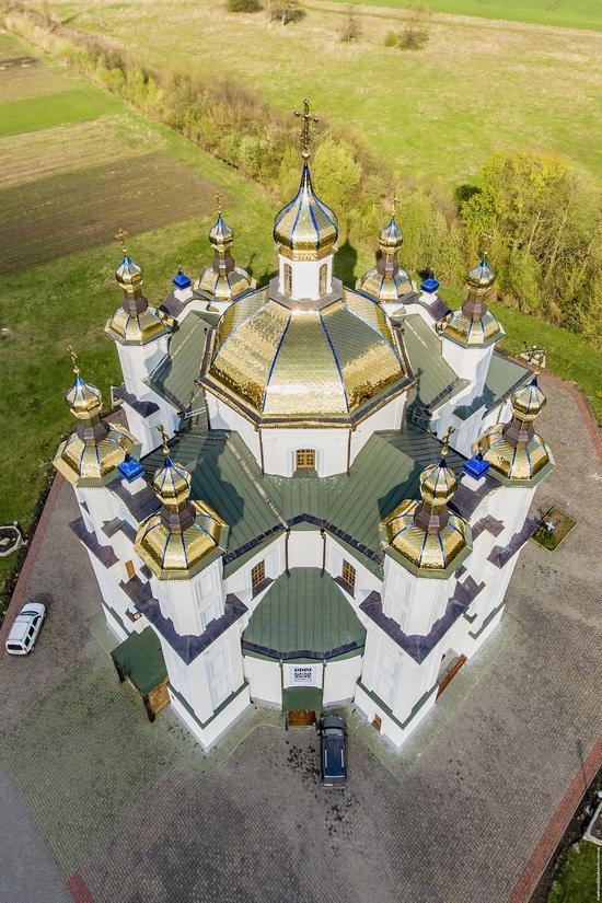 Intercession Church in Piddubtsi, Volyn region, Ukraine, photo 14