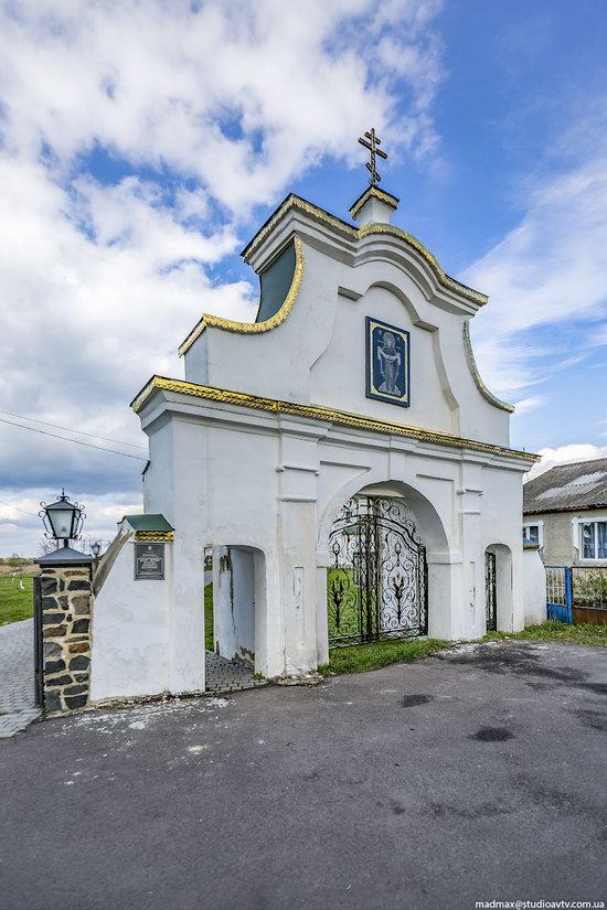 Intercession Church in Piddubtsi, Volyn region, Ukraine, photo 2