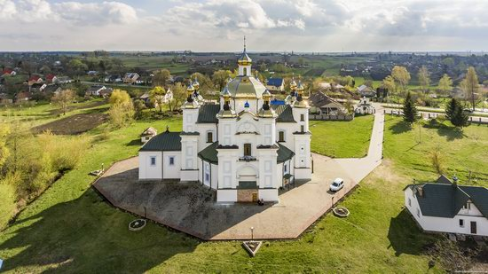 Intercession Church in Piddubtsi, Volyn region, Ukraine, photo 20