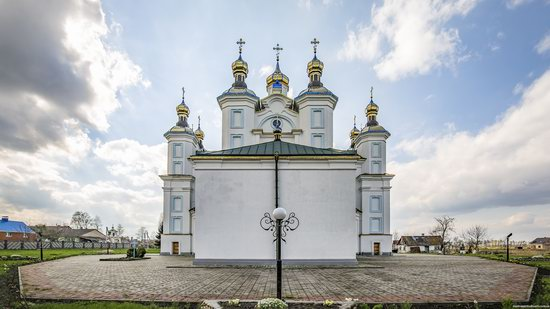 Intercession Church in Piddubtsi, Volyn region, Ukraine, photo 6