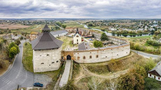 Fortress in Medzhybizh, Khmelnytskyi region, Ukraine, photo 1