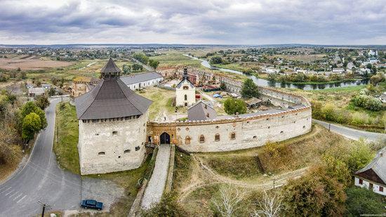 Fortress in Medzhybizh, Khmelnytskyi region, Ukraine, photo 1