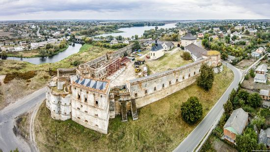 Fortress in Medzhybizh, Khmelnytskyi region, Ukraine, photo 10