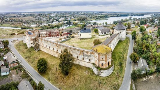 Fortress in Medzhybizh, Khmelnytskyi region, Ukraine, photo 11
