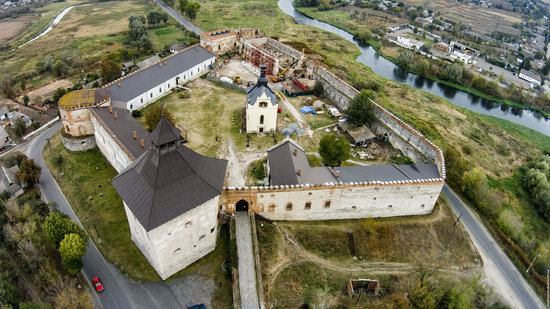 Fortress in Medzhybizh, Khmelnytskyi region, Ukraine, photo 15