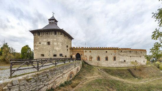 Fortress in Medzhybizh, Khmelnytskyi region, Ukraine, photo 16