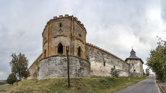 Fortress in Medzhybizh, Khmelnytskyi region, Ukraine, photo 17