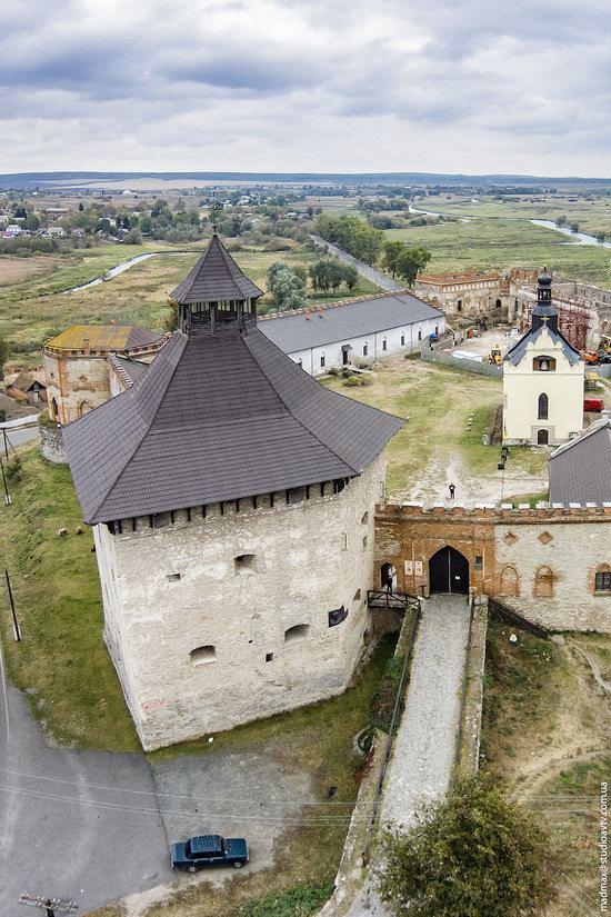 Fortress in Medzhybizh, Khmelnytskyi region, Ukraine, photo 2