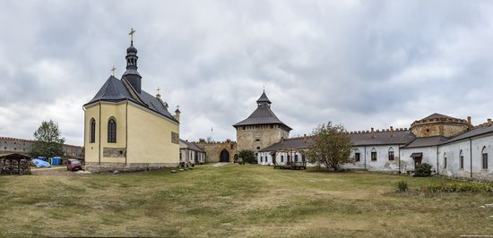 Fortress in Medzhybizh, Khmelnytskyi region, Ukraine, photo 20