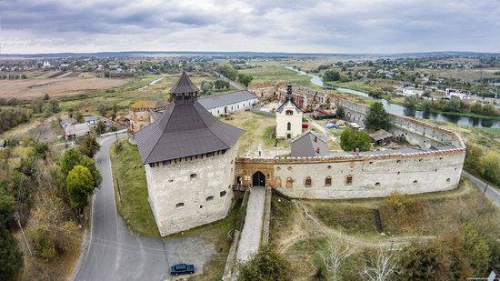 Fortress in Medzhybizh, Khmelnytskyi region, Ukraine, photo 22