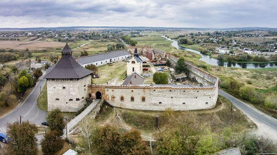 Fortress in Medzhybizh, Khmelnytskyi region, Ukraine, photo 3