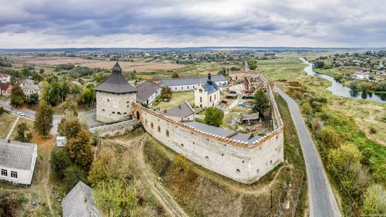 Fortress in Medzhybizh, Khmelnytskyi region, Ukraine, photo 4