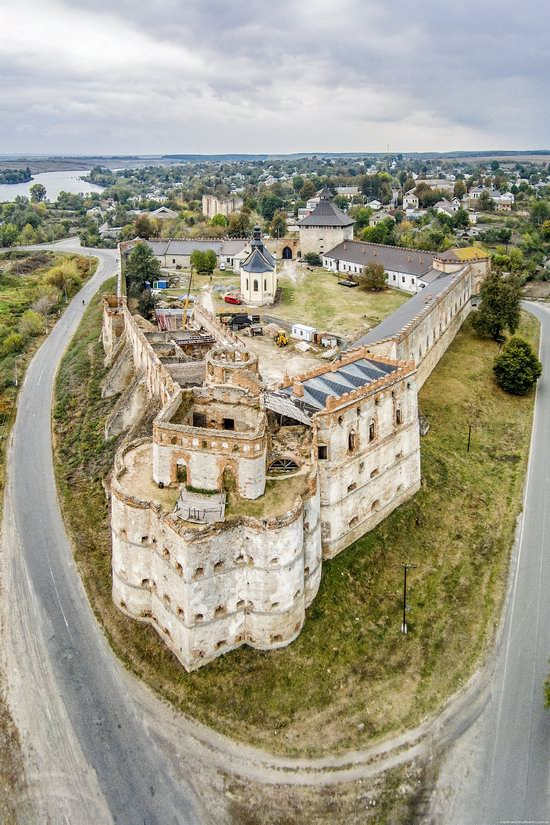 Fortress in Medzhybizh, Khmelnytskyi region, Ukraine, photo 9
