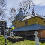 Church of the Holy Archangel Michael in Volya-Vysotska