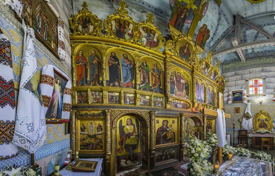 Church of the Holy Archangel Michael in Volya-Vysotska, Ukraine, photo 12