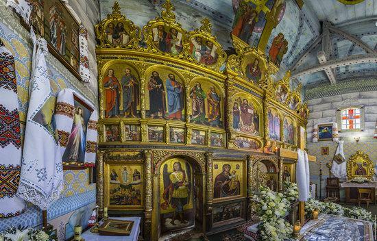 Church of the Holy Archangel Michael in Volya-Vysotska, Ukraine, photo 12