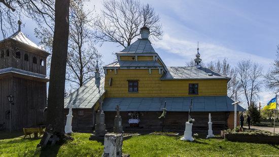 Church of the Holy Archangel Michael in Volya-Vysotska, Ukraine, photo 3