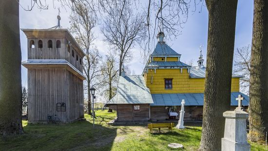 Church of the Holy Archangel Michael in Volya-Vysotska, Ukraine, photo 4
