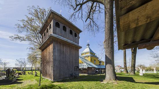 Church of the Holy Archangel Michael in Volya-Vysotska, Ukraine, photo 5