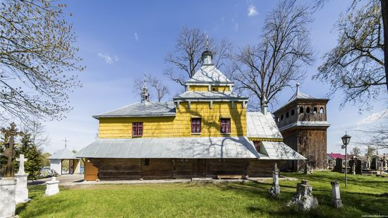 Church of the Holy Archangel Michael in Volya-Vysotska, Ukraine, photo 8