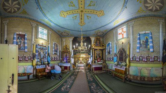 Church of the Holy Archangel Michael in Volya-Vysotska, Ukraine, photo 9