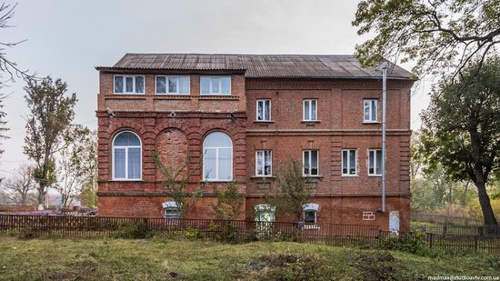 Palace of Kolonn-Chesnovsky in Bozhykivtsi, Ukraine, photo 4