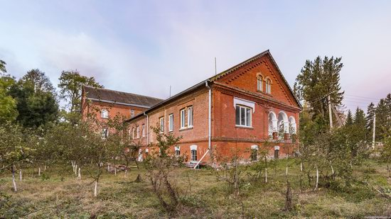 Palace of Kolonn-Chesnovsky in Bozhykivtsi, Ukraine, photo 8