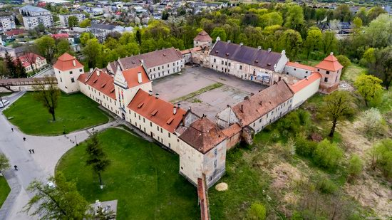 Castle of the Renaissance Era in Zhovkva, Ukraine, photo 10