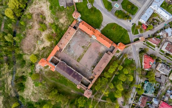 Castle of the Renaissance Era in Zhovkva, Ukraine, photo 11