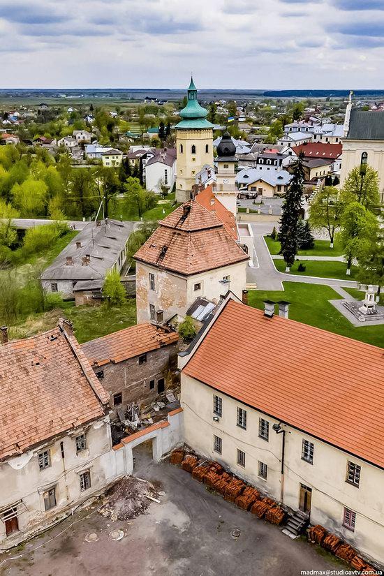 Castle of the Renaissance Era in Zhovkva, Ukraine, photo 12