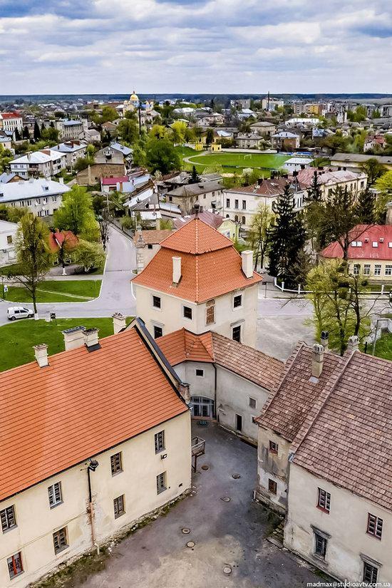 Castle of the Renaissance Era in Zhovkva, Ukraine, photo 13