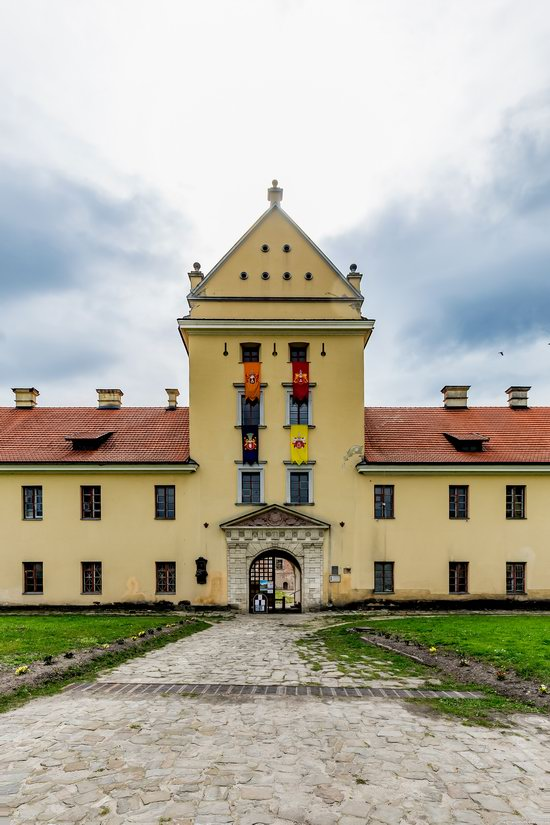 Castle of the Renaissance Era in Zhovkva, Ukraine, photo 14