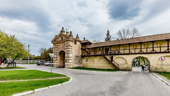 Castle of the Renaissance Era in Zhovkva, Ukraine, photo 15