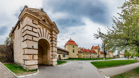 Castle of the Renaissance Era in Zhovkva, Ukraine, photo 16