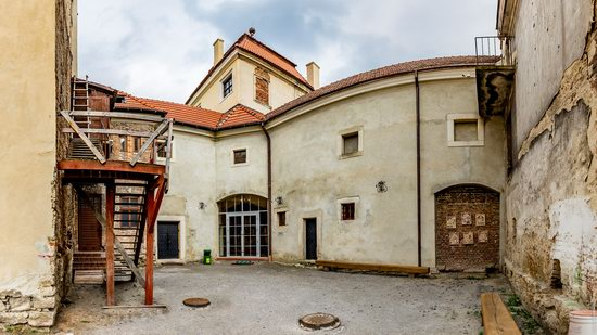 Castle of the Renaissance Era in Zhovkva, Ukraine, photo 18