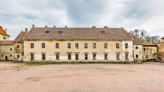 Castle of the Renaissance Era in Zhovkva, Ukraine, photo 19