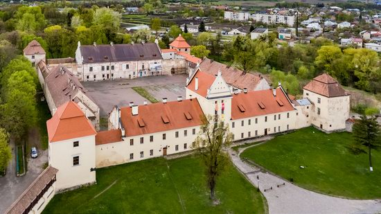Castle of the Renaissance Era in Zhovkva, Ukraine, photo 2