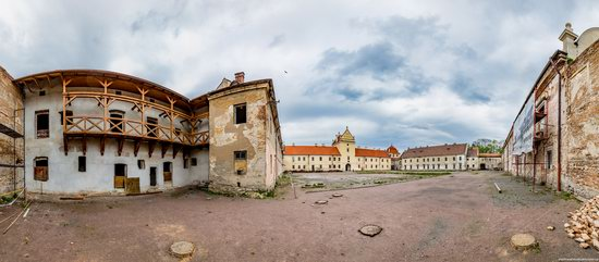 Castle of the Renaissance Era in Zhovkva, Ukraine, photo 20