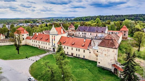Castle of the Renaissance Era in Zhovkva, Ukraine, photo 21