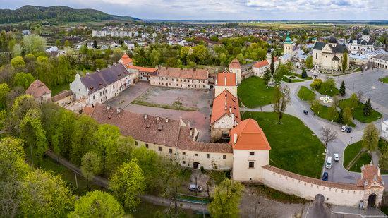 Castle of the Renaissance Era in Zhovkva, Ukraine, photo 4