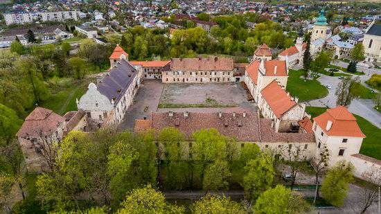 Castle of the Renaissance Era in Zhovkva, Ukraine, photo 5