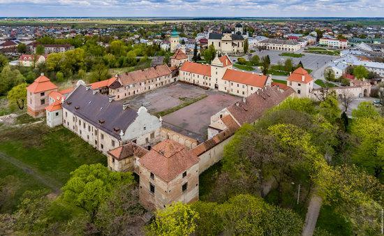 Castle of the Renaissance Era in Zhovkva, Ukraine, photo 6