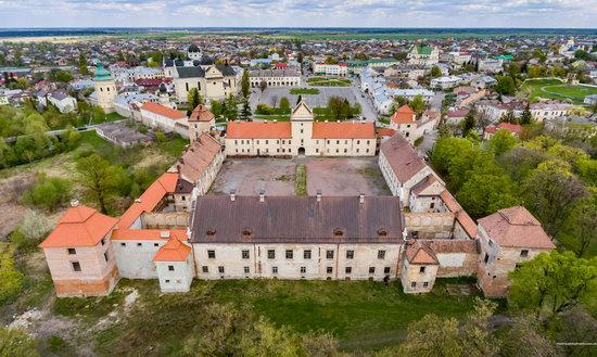 Castle of the Renaissance Era in Zhovkva, Ukraine, photo 7