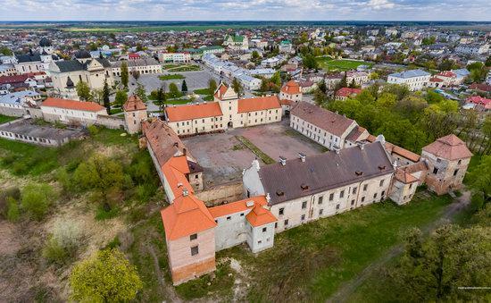 Castle of the Renaissance Era in Zhovkva, Ukraine, photo 8