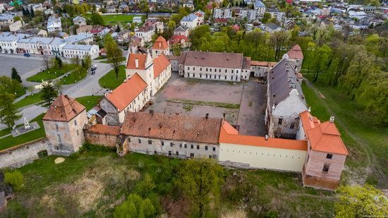 Castle of the Renaissance Era in Zhovkva, Ukraine, photo 9